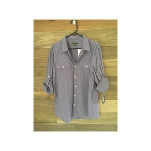 NWT Michael Kors Shirt Xl